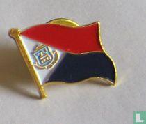 Sint Maarten - vlag