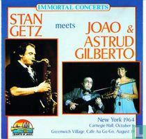 Stan Getz meets Joao & Astrud Gilberto