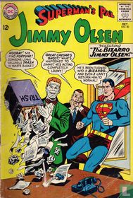 The Bizarro Jimmy Olsen!