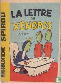 La lettre de Xenopos