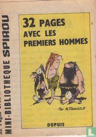 32 pages avec les premiers hommes