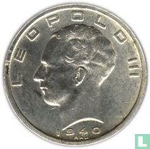 België 50 francs 1940 (FRA/NLD)
