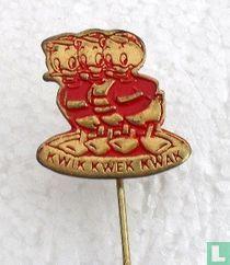 Kwik Kwek Kwak [rood]