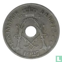 België 25 centimes 1927 (NLD)