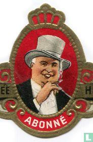 Abonné cigar labels catalogue
