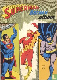 Superman Batman album