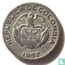 Colombia 10 centavos 1952