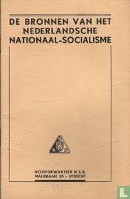 De bronnen van het Nederlandsche nationaal-socialisme