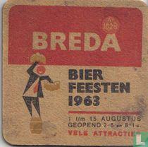 Bierfeesten 1963 / Breda Bier