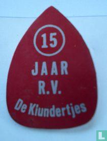 15 jaar R.V. De Klundertjes