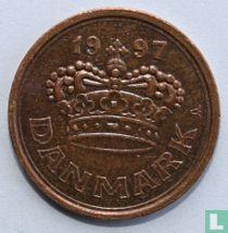 Denemarken 25 øre 1997