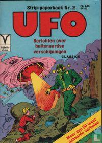 UFO strip-paperback 2