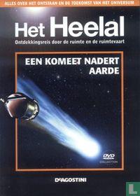 Een komeet nadert aarde