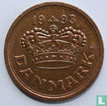 Denemarken 50 øre 1993