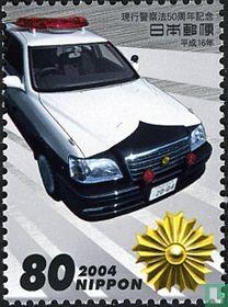 50 jaar Japanse politiewet