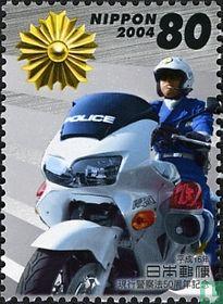 Japanse politie-wet 50 jaar