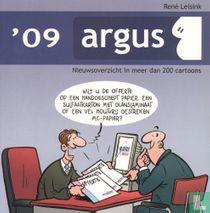 Argus '09 - Nieuwsoverzicht in meer dan 200 cartoons