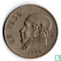 Mexico 1 peso 1974