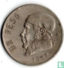 Mexico 1 peso 1972