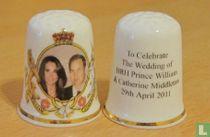 Vingerhoed William & Kate