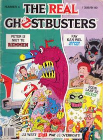 The Real Ghostbusters 4