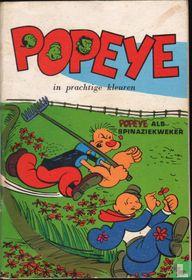 Popeye als spinaziekweker