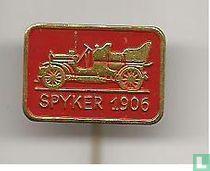 Spyker 1906 [rood]