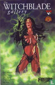 The Witchblade gallery - Dynamic Forces Exclusive Cover