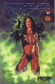 The Witchblade gallery - Blue Foil Edition