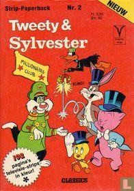 Tweety & Sylvester strip-paperback 2