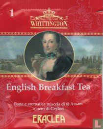 1 English Breakfast Tea