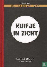 De albums van Kuifje in zicht - Catalogus 1946-1969