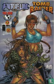 Tomb Raider/Witchblade #1/2 - Dynamic Forces Exclusive Foil Cover