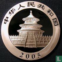 "China 10 yuan 2005 (PROOF) ""Panda"""