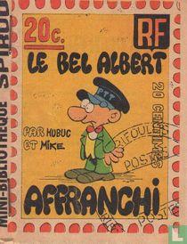 Le bel Albert affranchi