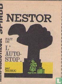 Nestor fait de l'auto-stop