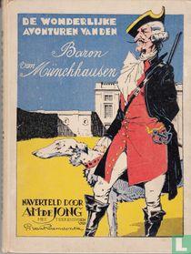 De wonderlijke avonturen van den Baron van Münchhausen
