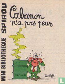 Cabanon n'a pas peur