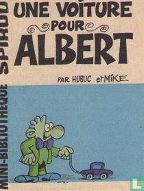 Une voiture pour Albert