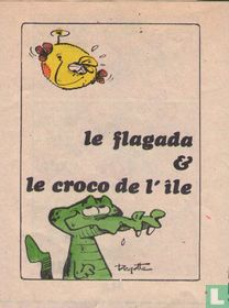 Le Flagada et le croco de l'ile