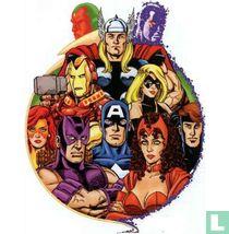 Avengers [Marvel] (De Vergelders) stripcatalogus