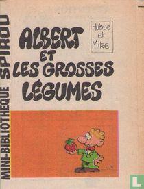 Albert et les grosses légumes