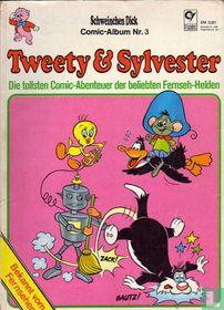 Schweinchen Dick Comic-Album 3