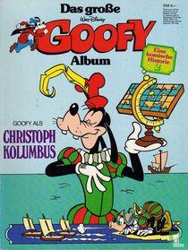 Goofy als Christoph Kolumbus