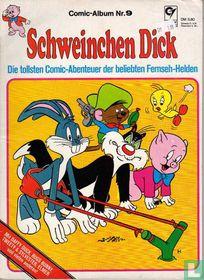 Schweinchen Dick Comic-Album 9