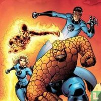 Fantastic Four (Vier verdedigers) stripcatalogus