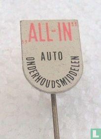 """All-In"" Auto onderhoudsmiddelen [red]"
