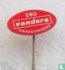 280 Vanders handcleanser [rood]