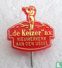 """""""de Keizer"""" n.v. Nieuwerkerk aan den IJssel [red["""
