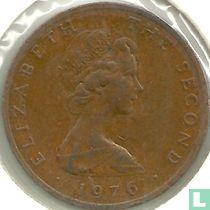 Man 2 pence 1976 (brons)
